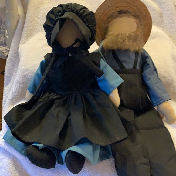 Amish Hand Crafted Dolls (Lancaster Co)